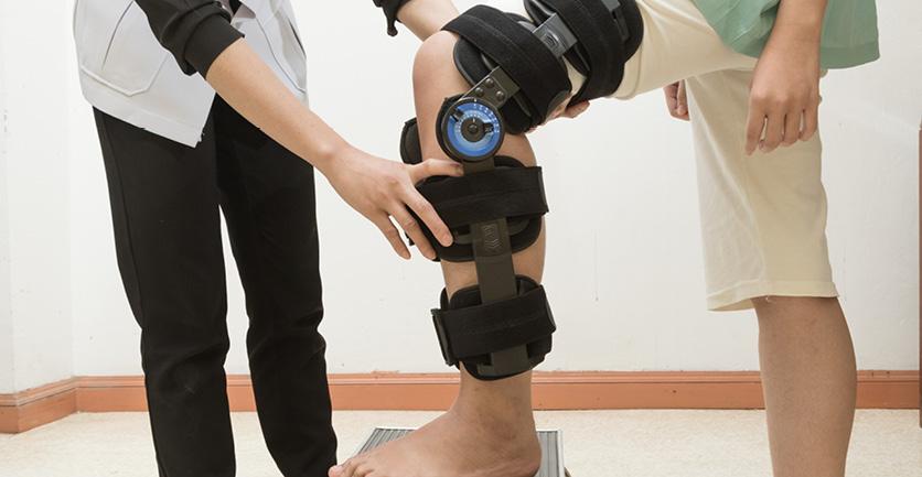 Orthopedic poly trauma rehabilitation