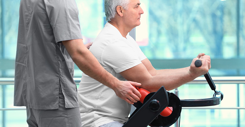 Sports rehabilitation program
